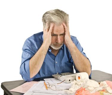 La deudas destrozan su vida