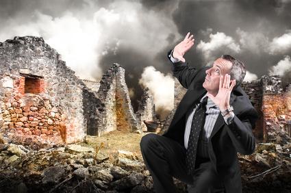 Miedo a las deudas y embatgos