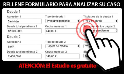 Formulario análisis de su caso blogdelabogadoconcursal.com
